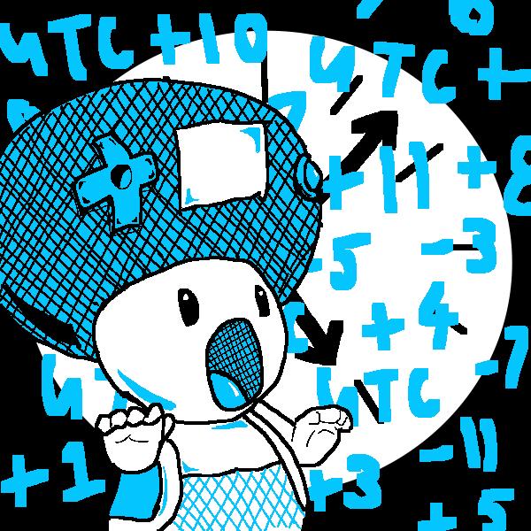 Timezone Crisis